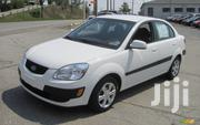 Kia Rio 2008 1.6 LX White | Cars for sale in Greater Accra, Tema Metropolitan