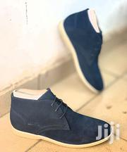 Clarks Desert Boots-Blue Black | Shoes for sale in Greater Accra, Ga East Municipal