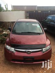 Honda Civic 2008 1.8 EX Automatic Red | Cars for sale in Greater Accra, Accra Metropolitan