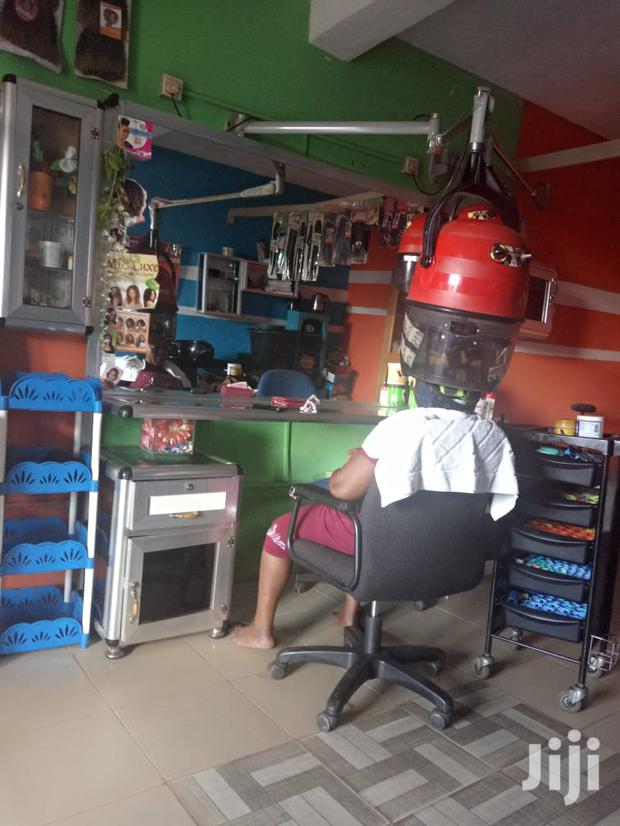 Archive: Salon Equipment And Store For Rent 4yrs Advance