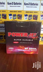 New Power Jet Car Batteries - Free Delivery - 3 Months Warranty | Vehicle Parts & Accessories for sale in Greater Accra, Akweteyman