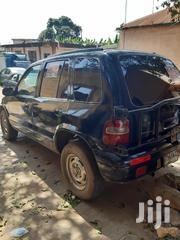 Kia Sportage 2001 Cabriolet Black | Cars for sale in Greater Accra, Bubuashie