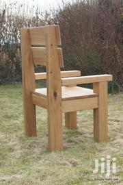 Rustic Chair for Your Garden Etc. | Furniture for sale in Eastern Region, Akuapim South Municipal