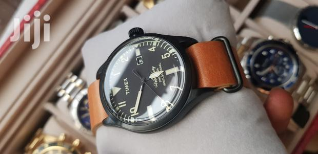 Archive: Timex Watch