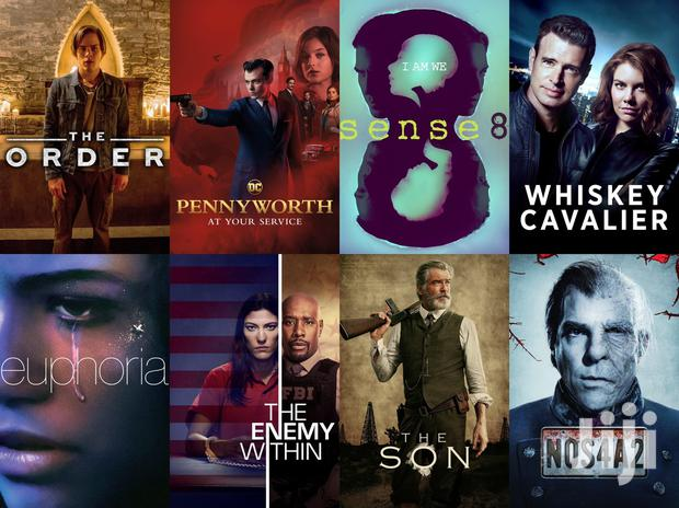 2019 Updated TV Series UHD/FHD 2160p/1080p