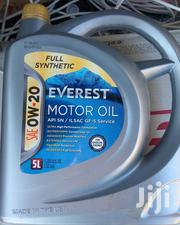 EVEREST 0W20 ENGINE OIL | Vehicle Parts & Accessories for sale in Central Region