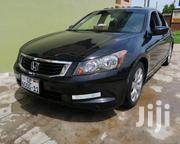 Honda Accord 2009 2.4 i-VTEC Exec Automatic Black | Cars for sale in Greater Accra, Tesano