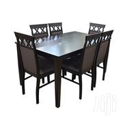 Dinning Set 6 Seater Brown | Furniture for sale in Greater Accra, Achimota