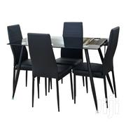 Dining Set 1 Table + 4 Chairs | Furniture for sale in Greater Accra, Achimota