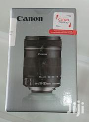 CANON Camera Lense Efs 18-135mm | Photo & Video Cameras for sale in Greater Accra, Accra Metropolitan