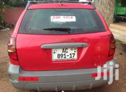 Pontiac Vibe 2005 1.8 AWD Red | Cars for sale in Greater Accra, Kwashieman