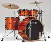 Tama Superstar Hyper-Drive Orange 5-Piece Drum (Cymbal,Seat Included) | Musical Instruments for sale in Greater Accra, East Legon