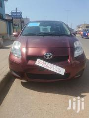 Toyota Yaris 2012 L Hatchback Red | Cars for sale in Greater Accra, South Kaneshie