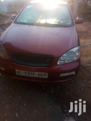 Toyota Corolla 2005 Sedan Red | Cars for sale in Greater Accra, North Kaneshie