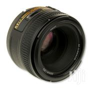Nikon Lens 50mm F1.8 G | Cameras, Video Cameras & Accessories for sale in Greater Accra, Kwashieman