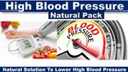 Natural Solution for High Blood Pressure | Vitamins & Supplements for sale in Greater Accra, Airport Residential Area