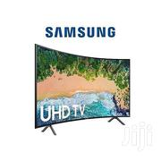 "Slim Curved Samsung 65""Smart Wifi 4K Ultra HD LED TV 