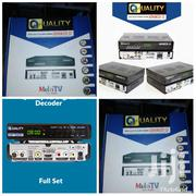 Multi TV Decoder Only | TV & DVD Equipment for sale in Greater Accra, Odorkor