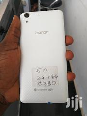 Huawei Honor 5A 16 GB Gray | Mobile Phones for sale in Greater Accra, Adenta Municipal