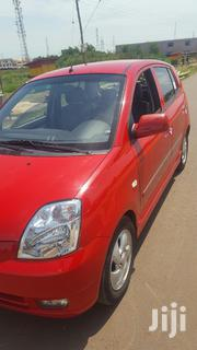 Kia Picanto 2007 1.1 Red   Cars for sale in Greater Accra, Ashaiman Municipal