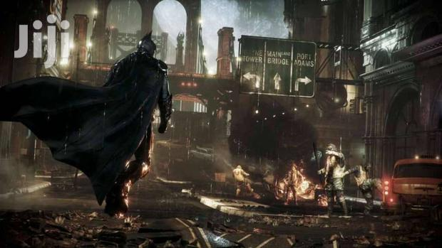Archive: Batman Arkham Knight Pc Game