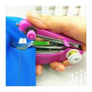 Mini Handheld Sewing Machine - Pink | Safety Equipment for sale in Greater Accra, Achimota