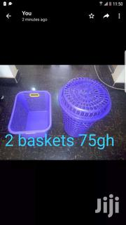 2 Baskets | Home Appliances for sale in Greater Accra, Akweteyman
