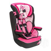 Imax Deluxe Disney Minnie Mouse Group 1-2-3 Car Seat Pink | Baby & Child Care for sale in Greater Accra, East Legon