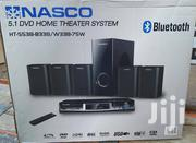 Nasco 5.1inch DVD Home Theater System | Audio & Music Equipment for sale in Greater Accra, Achimota