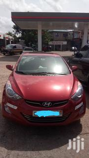 Hyundai Elantra 2012 Limited Red | Cars for sale in Greater Accra, Adenta Municipal