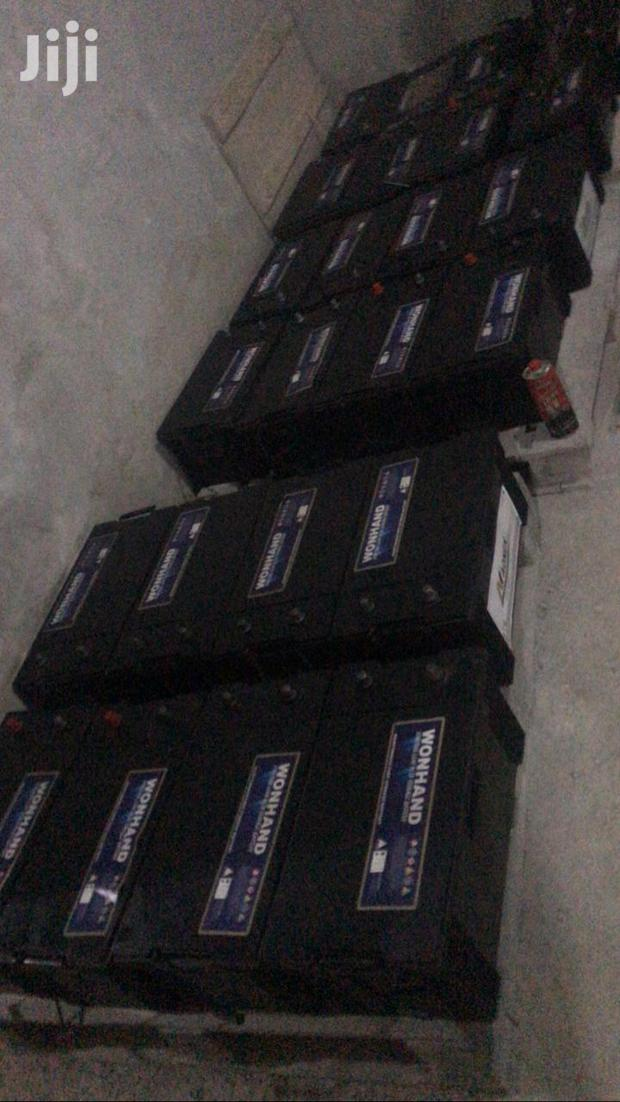Archive: 200ah And 12v HD Batteries