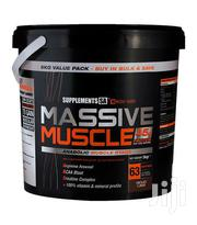 Massive Muscle Mass Gainer 4kg | Vitamins & Supplements for sale in Greater Accra, Odorkor
