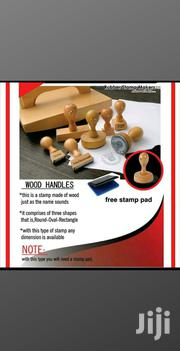 Wooden Stamp | Automotive Services for sale in Greater Accra, Nungua East