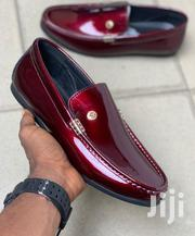 Patent Leather Gradient Shoe-Wine | Shoes for sale in Greater Accra, Ga East Municipal