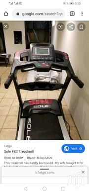 Brand New Sole F80 Treadmill | Sports Equipment for sale in Greater Accra, Adenta Municipal