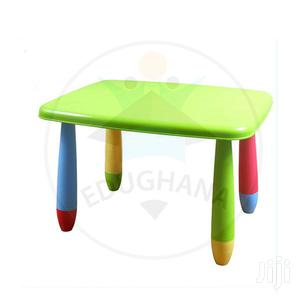 Plastic Table for Kids