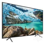 New 2019 Samsung 55 Inches UHD 4k Smart Satellite HDR Pro Tele | TV & DVD Equipment for sale in Greater Accra, Adabraka