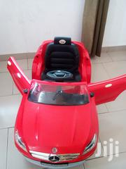 Red Mercedes Benz Drive Around Rechargeable Ac Fitted Uses Pendrive | Toys for sale in Greater Accra, Osu