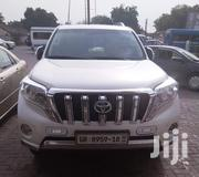 Toyota Land Cruiser Prado 2016 VX White | Cars for sale in Greater Accra, East Legon