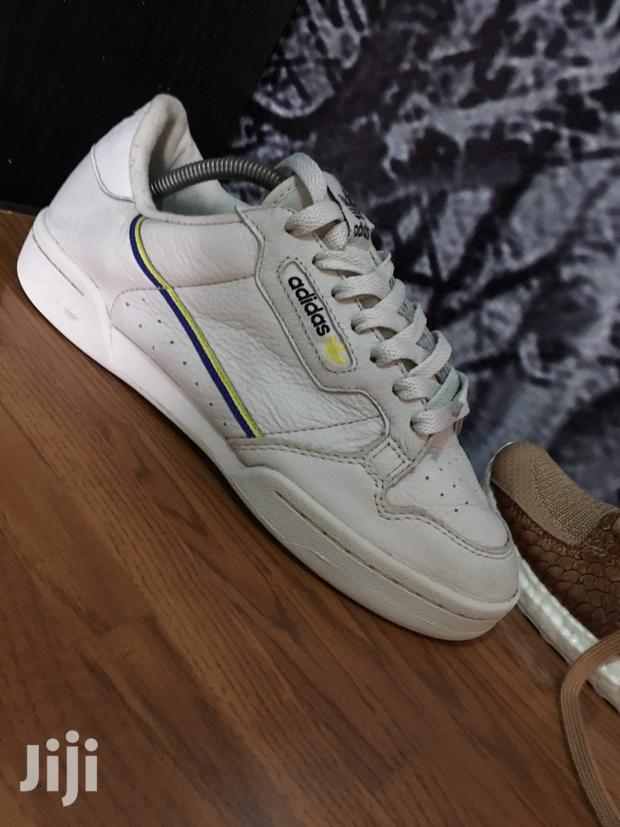 Archive: Adidas Continental 41