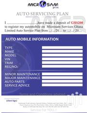 Auto Service Plan | Automotive Services for sale in Greater Accra, Tema Metropolitan