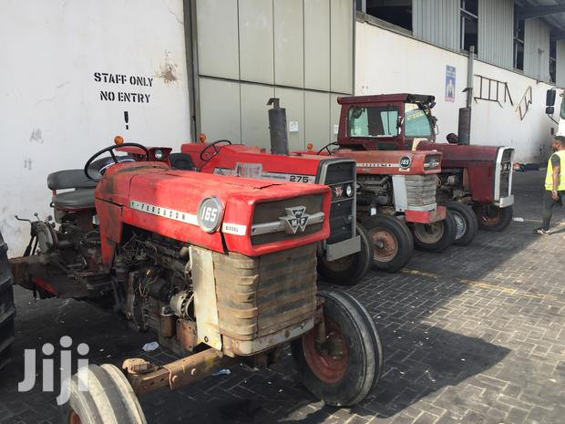 Archive: Home Used Tractors