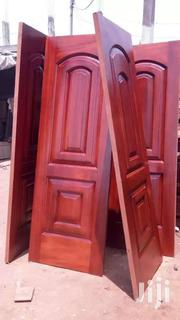 Wooden Doors Red | Doors for sale in Greater Accra, Ga East Municipal