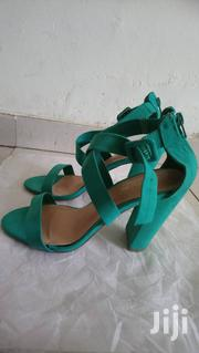Justfab Block Heel Sandals From France | Shoes for sale in Greater Accra, East Legon