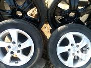 Alloy Rim & Tyres 195/65 R15 | Vehicle Parts & Accessories for sale in Greater Accra, Cantonments