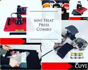 6 In 1 Heat Press Combo | Printing Equipment for sale in Greater Accra, Abelemkpe