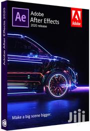 Adobe After Effects CC 2020 Cracked | Computer Software for sale in Eastern Region, Akuapim North