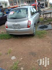 Nissan March 2008 Silver   Cars for sale in Greater Accra, East Legon