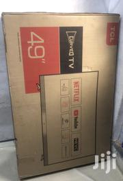 New TCL 49 Smart Andriod Curved TV Digital Satellite | TV & DVD Equipment for sale in Greater Accra, Accra Metropolitan