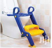 Kids Toilet Seat Reducer With Ladder | Baby & Child Care for sale in Greater Accra, Adenta Municipal
